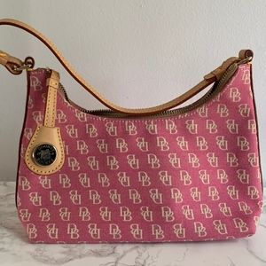 New Dooney and Bourke Mini Short Shoulder Bag
